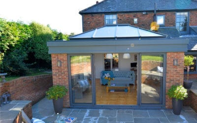 The Difference Between Conservatories And Orangeries