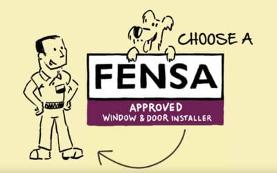 Why choose a FENSA Approved Installer for replacement windows or doors?