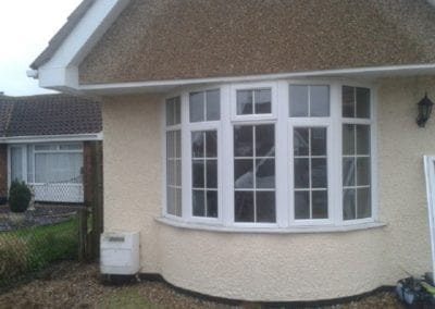 UPVC Bay window Orchard Stamford