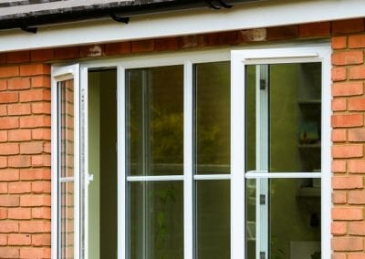 uPVC Casement windows by Orchard Home Improvements Stamford