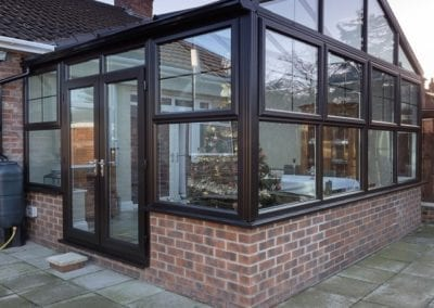 Gable End Conservatory - Orchard Stamford