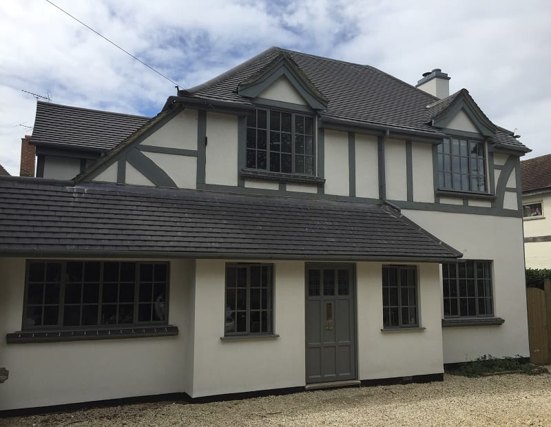 Steel look windows & doors - Orchard Stamford