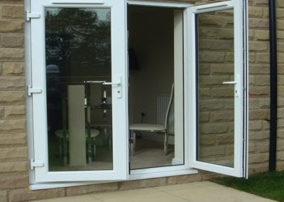 French external doors - Orchard Stamford