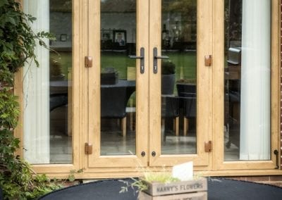 Double doors - Orchard Home Improvements