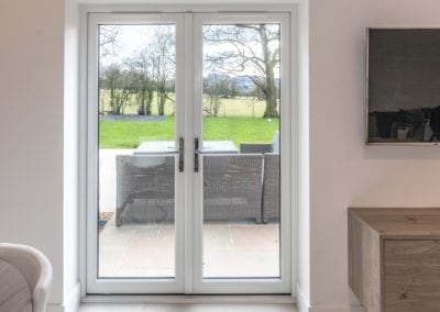 French doors - Orchard Home Improvements Stamford
