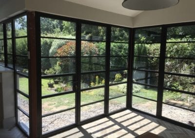 Aluco- patio doors - Orchard Stamford