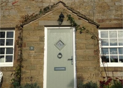 Traditional composite door_Orchard Stamford