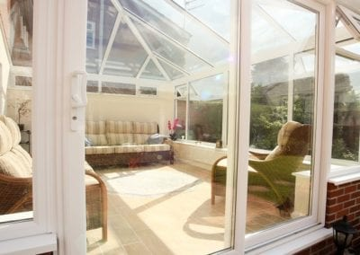 Patio entrance doors - Orchard Stamford