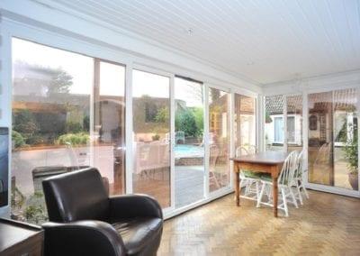 White patio doors - Orchard Stamford