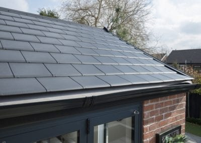 Tiled replacement roof - Orchard Stamford