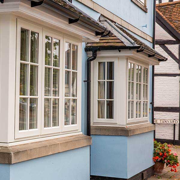 Bay Timber Alternative windows - Orchard Stamford
