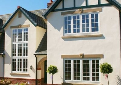 Classic handwood windows - Orchard Stamford