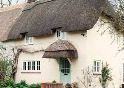 Heritage timber alternative windows - Orchard Stamford