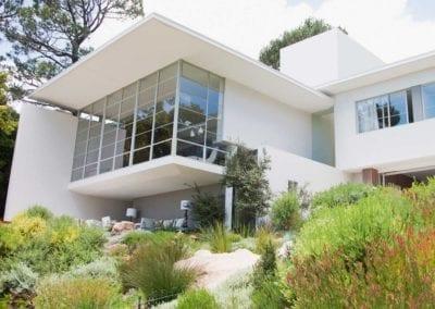 Aluco architectural glazing - Orchard Stamford