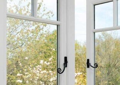 Timber Alternative windows - Orchard Stamford
