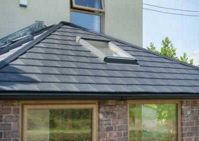 Solid roof replacement - Orchard Stamford