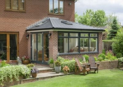 Replacement conservatory roof - Orchard Stamford