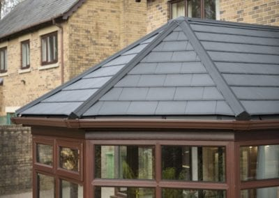 New conservatory roof - Orchard Stamford