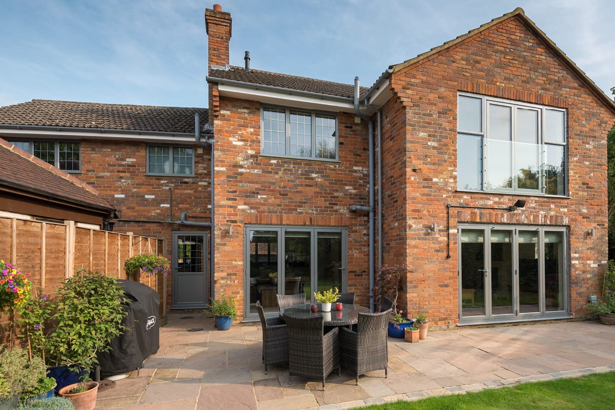Origin Aluminium windows and doors- Orchard Home Improvements Stamford