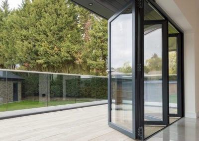 Bi-Fold Doors - Orchard Home Improvements Stamford