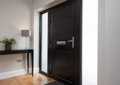Origin Aluminium Front Doors - Orchard Home Improvements Stamford