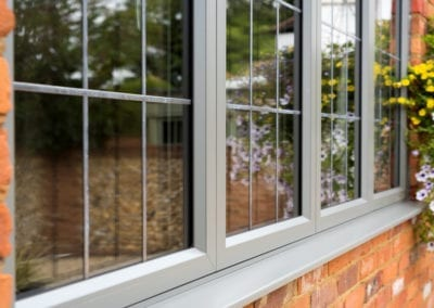 Aluminium windows - Origin - Orchard Home Improvements Stamford