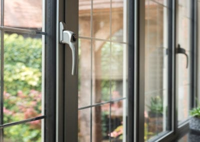 Aluminium windows - Orchard Home Improvements Stamford