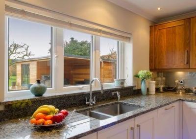 Origin Aluminium windows - Orchard Home Improvements Stamford